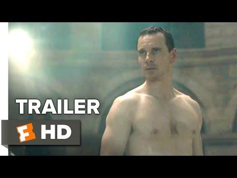 Assassin's Creed Official International Trailer 1 (2017) - Michael Fassbender Movie
