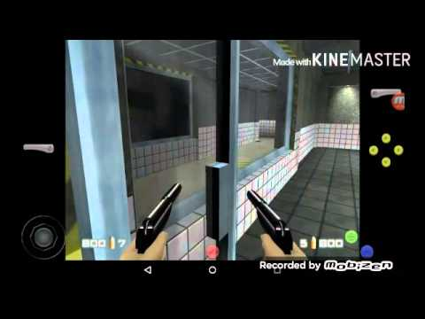 GoldenEye - facility (gameplay)