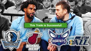 NBA Trade Machine #8: Marc Gasol And Mike Conley