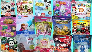 Blind Bags Opening TOYS Peppa Pig MLP Trolls Mickey Mouse Paw Patrol Animal Jam Toy Story Reviews