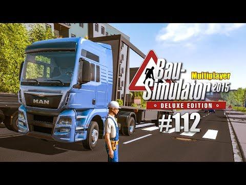 Bau-Simulator 2015 Multiplayer #112 - Trafo zur Baustelle! CONSTRUCTION SIMULATOR Deluxe