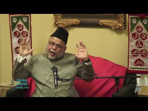 7th Shaban 2018   Maulana Sadiq Hasan