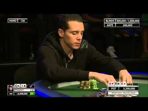 WSOP 2014: Event 51 - Final Table, Ep7. HD - Online Video