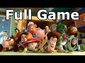 Toy Story 3 The Video Game Walkthrough Part 1 Full Game - Longplay No Commentary (PS3)