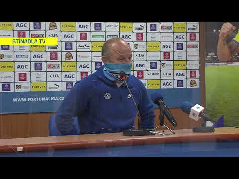 Tisková konference hostujícího trenéra po utkání Teplice - Liberec (23.5.2020)
