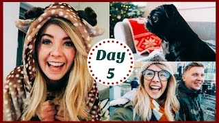 TOO MANY ADVENT CALENDARS | VLOGMAS