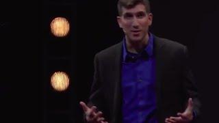Nonviolent resistance in Palestine| Matthew Wilke | TEDxNorthCentralCollege