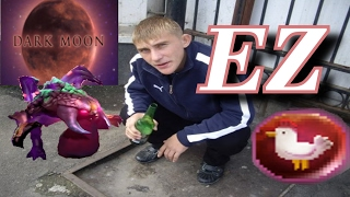 DOTA 2:  DARK MOON EVENT AN RUSSIAN