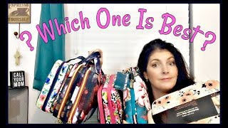 Best Affordable Travel Cosmetic Bags