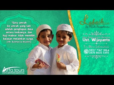 Gambar tour and travel umroh murah
