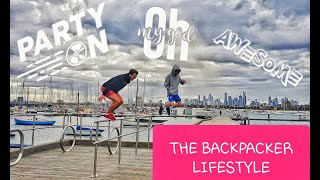 The Backpacker Lifestyle Australia