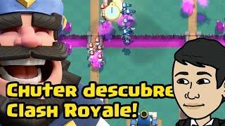 Chuter descubre Clash Royale - Tecnicas de rusheo avanzadas