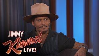 Johnny Depp Reveals Why He Won