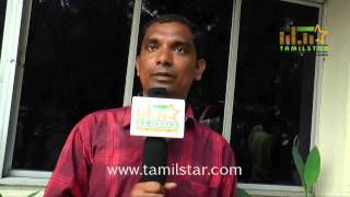 Muruganantham At Meenakshi Kadhalan Elangovan Movie Team Interview