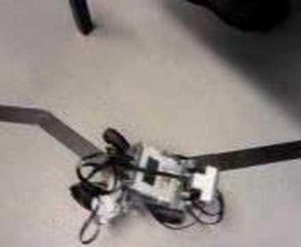 Lego Mindstorm Car VI