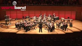 Black Dyke Band plays Toccata from Organ Symphony No. 5 - Brass-Gala 2016 (7)