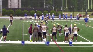 Richard Weber Broome High School Slot Receiver 2018 7 on 7