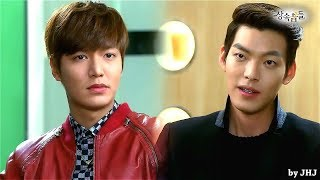 Kim Tan(Lee Min Ho, 이민호) vs Young Do(Kim WooBin, 김우빈) 9