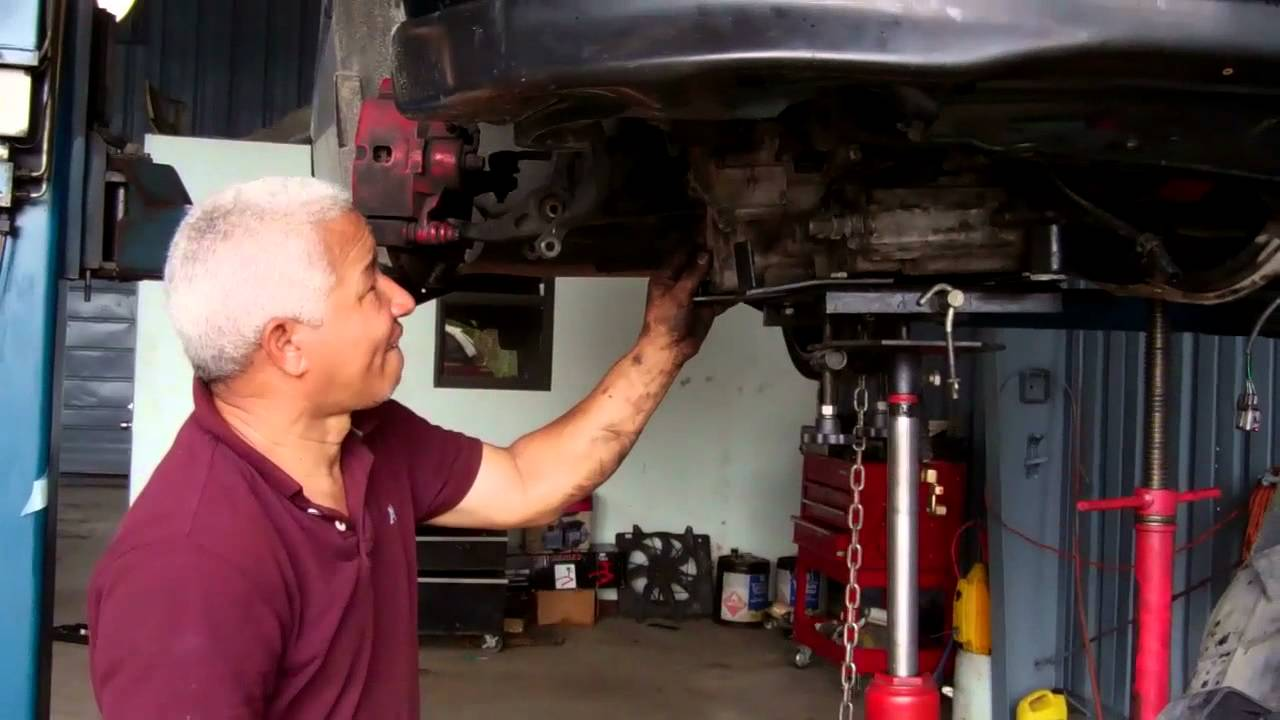 Cambio De Una Transmisi 243 N En Un Honda Civic Mec 225 Nico Juan