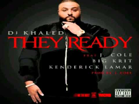 Dj Khaled Ft J Cole Big Krit Kendrick Lamar - They Ready Instrumental