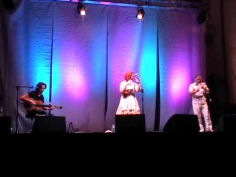 Galatina Sarah Jane Morris Dominic Miller Roberto Ottaviano a I Concerti del Chiostro