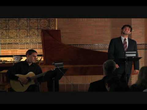Come Again- Nick Zammit, countertenor