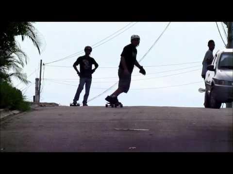 Skate LongBoard - Laranjal Pipe