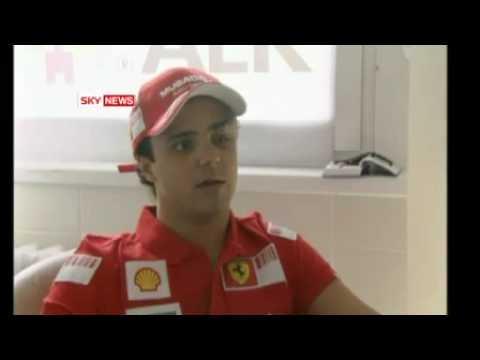 Exclusive interview with Felipe Massa: I hope I'll be back on the track soon! (English)