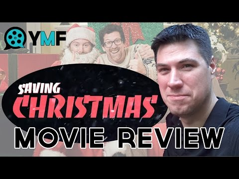 Kirk Cameron's Saving Christmas (Your Movie Friend Review)