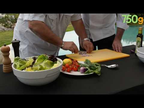 Salade verte à Saint-Martin