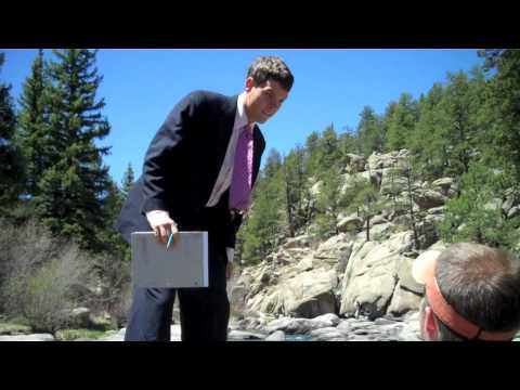 Fly Fishing in a Suit | Buffalo & Company's