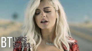 Download Lagu Bebe Rexha - Meant to Be (ft. Florida Georgia Line) (Lyrics + Español) Video Official Gratis STAFABAND