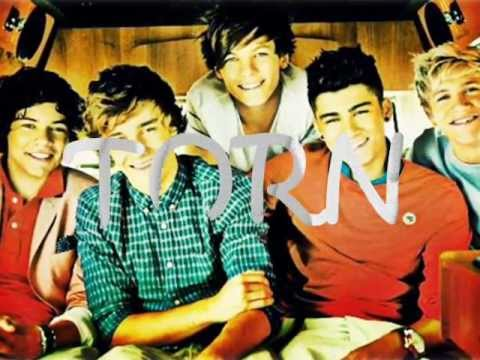 Torn - One Direction ( With Lyrics !! ) video