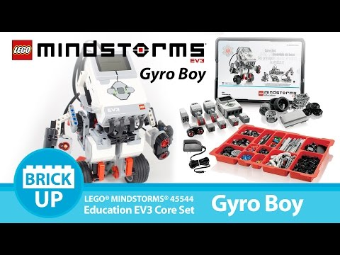Gyro Boy - LEGO 45544 MINDSTORMS Education EV3 Core Set