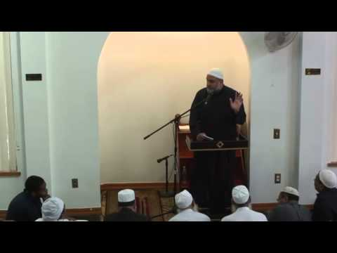 Jummah October 5 2012