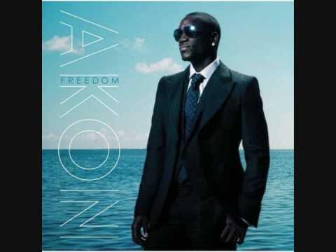 Akon - Freedom - Beautiful  Ft Kardinal Offishal & Colbi ODoins...