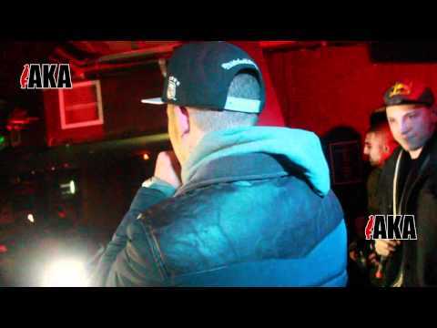 Sox vs Kozzie @Lord of the Mics 3 [LOTM] Launch Party | Grime, UKG, Rap