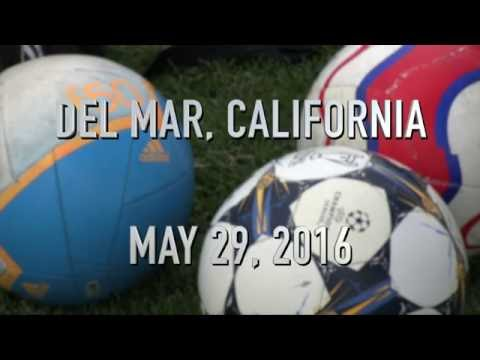 2016 Manchester City FC Americas Cup: United FC B98 Gold vs. Oceanside Breakers B98 Black