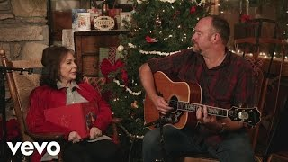 Watch Loretta Lynn White Christmas video