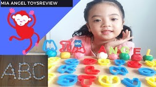Learn English Anphabet With  ABC Song /Nursery Rhyme Kids