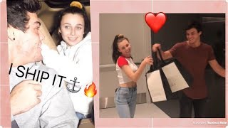Emma chamberlain and Ethan dolan moments (first emma and ethan video on youtube)