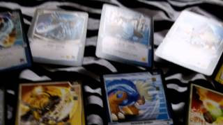 Monsuno Card Trading?