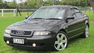1997 Audi A4 Manual Turbo Quatrro Sedan $1 RESERVE!!! $Cash4Cars$Cash4Cars$ ** SOLD **