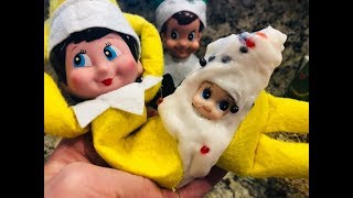 Elf on The Shelf DELIVERS BABY LIVE