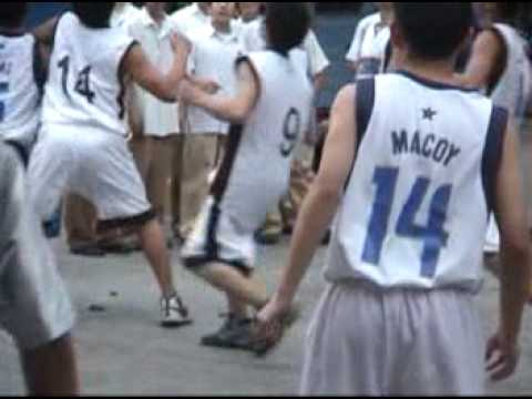 JCA Basketball Competition Grade 9 VS Grade 10 Part 3