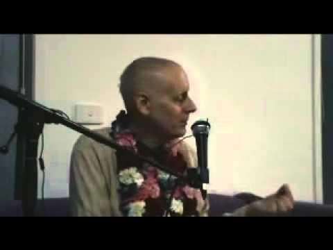 Iskcon Melbourne(harekrishna Temple) Sankarsan Das 15 June 2012 Program Part 3