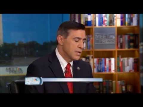 3ChicsPolitico-Meet The Press- Darrell Issa caught in lie after lie