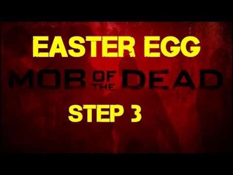 Mob of the Dead Easter Egg Step 3 - Obtaining the 2nd Afterlife Skull Outside of The Warden's Office