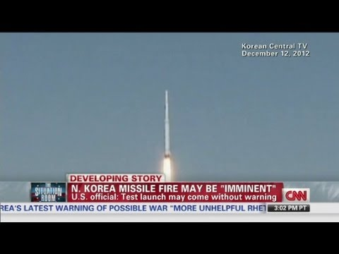 North Korea could launch missile soon