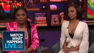 Is Kandi Burruss Bothered By Nene Leakes' Unfollow? | RHOA | WWHL